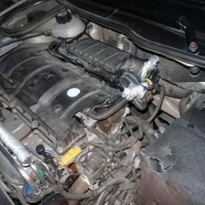 Как самому (+ фото) заменить охлаждающую жидкость в Peugeot 206