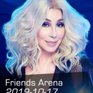 cher friends arena stockholm oct 17th 2019