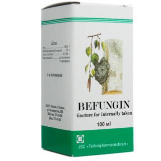 Befungin Chaga  /  차가버섯 엑기스 / Чага  (100ml)